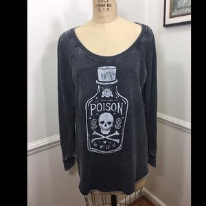 Torrid Poison Bottle Shirt